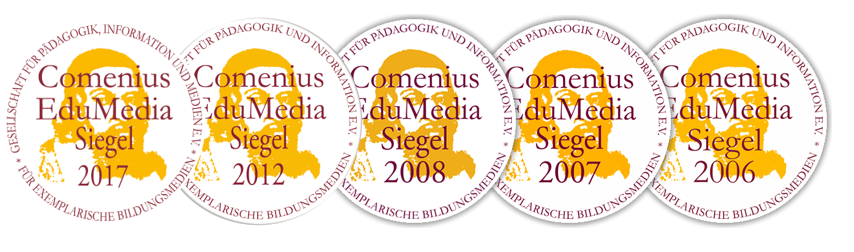 Comenius EDU Media nagrade